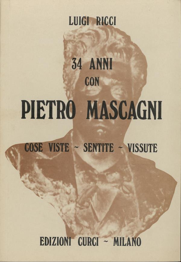 34 anni con Pietro Mascagni