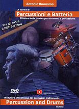 La scuola di percussioni e batteria (dvd + libro in formato pdf)