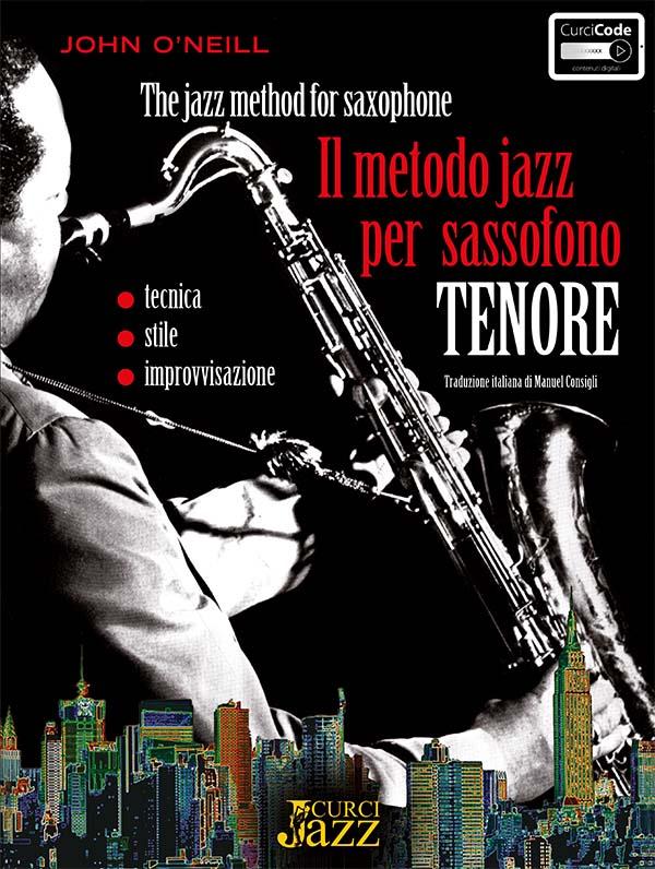 Il metodo jazz per sassofono tenore