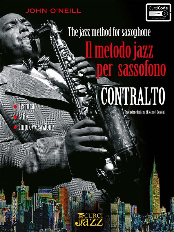 Il metodo jazz per sassofono contralto