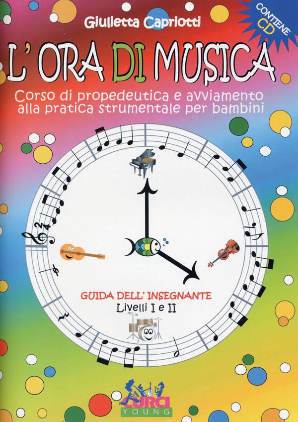L'ora di musica - Libro dell'insegnante