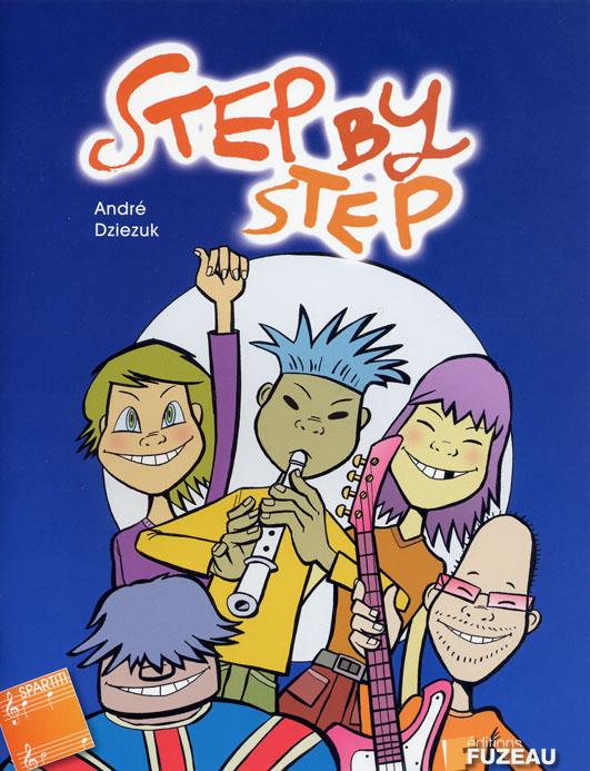Step by Step - Libretto dell'allievo