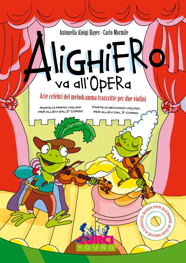 Alighiero va all'Opera