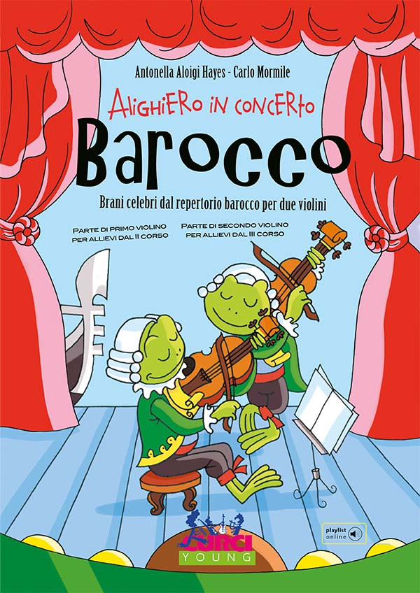 Alighiero in concerto: Barocco