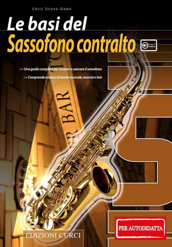 Le basi del sassofono contralto (per il musicista autodidatta)