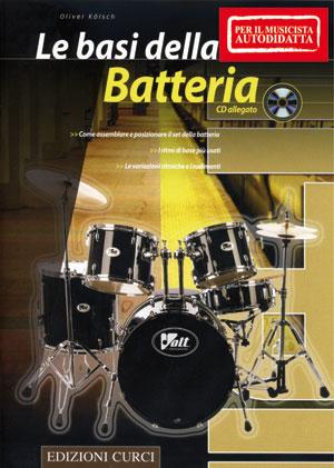 Le basi della batteria (per il musicista autodidatta)