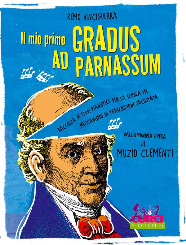 Il mio primo Gradus ad Parnassum dall'omonima opera di Muzio Clementi