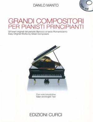 Grandi compositori per pianisti principianti
