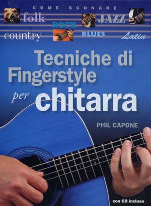 Tecniche di Fingerstyle per chitarra
