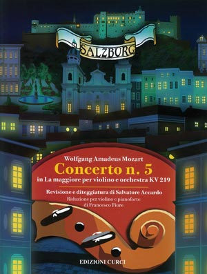 Concerto n. 5 in La maggiore per violino e orchestra KV219