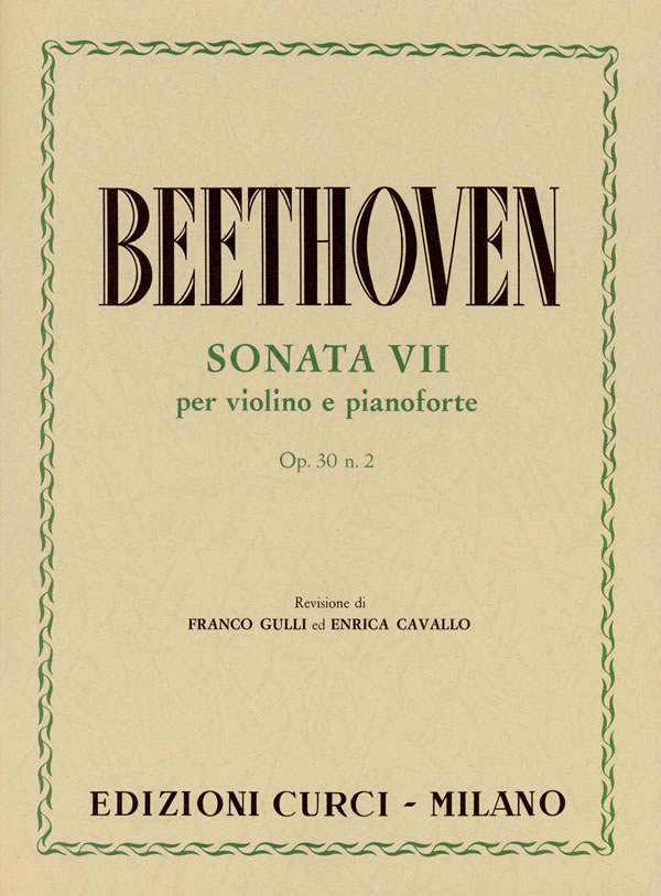 Sonata VII op. 30 n. 2 in Do minore
