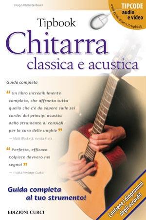 Tipbook Chitarra classica e acustica