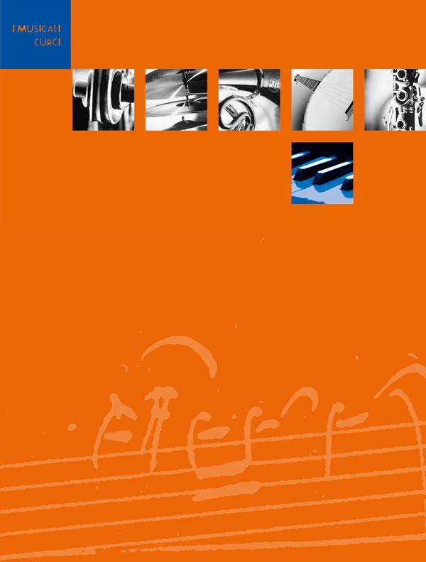 I musicali Curci - Arancione