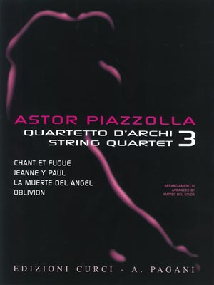 Astor Piazzolla for String Quartet