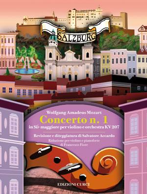 Concerto n. 1 in Si bemolle maggiore per violino e orchestra KV207