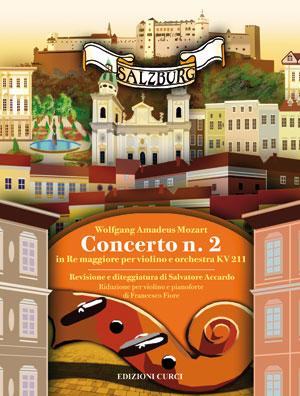 Concerto n. 2 in Re maggiore per violino e orchestra KV211