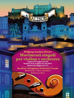 Movimenti singoli per violino e orchestra
