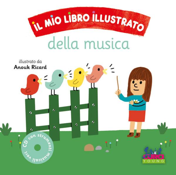 Il mio libro illustrato della musica