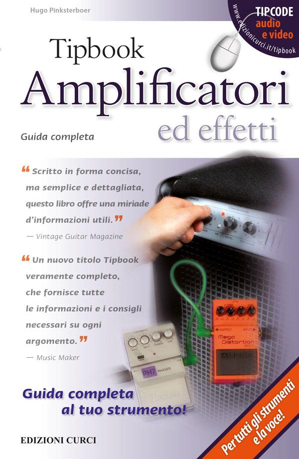 Tipbook Amplificatori ed effetti