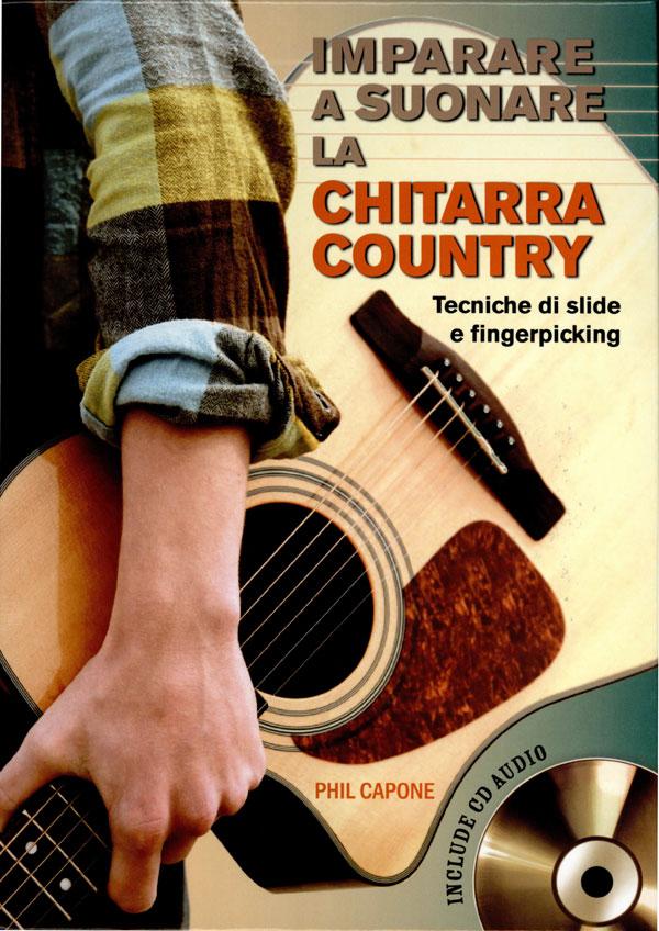 Imparare a suonare la chitarra country