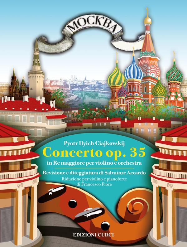 Concerto op. 35 in Re maggiore per violino e orchestra