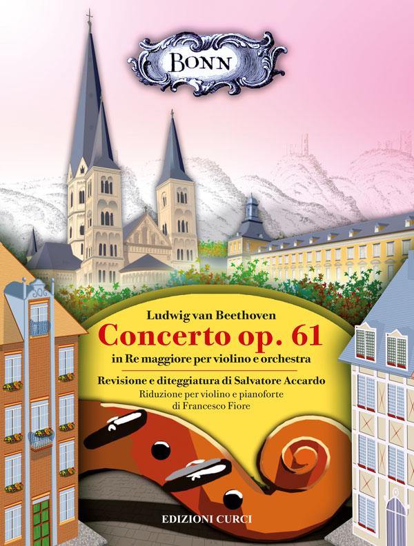 Concerto op. 61 in Re maggiore per violino e orchestra