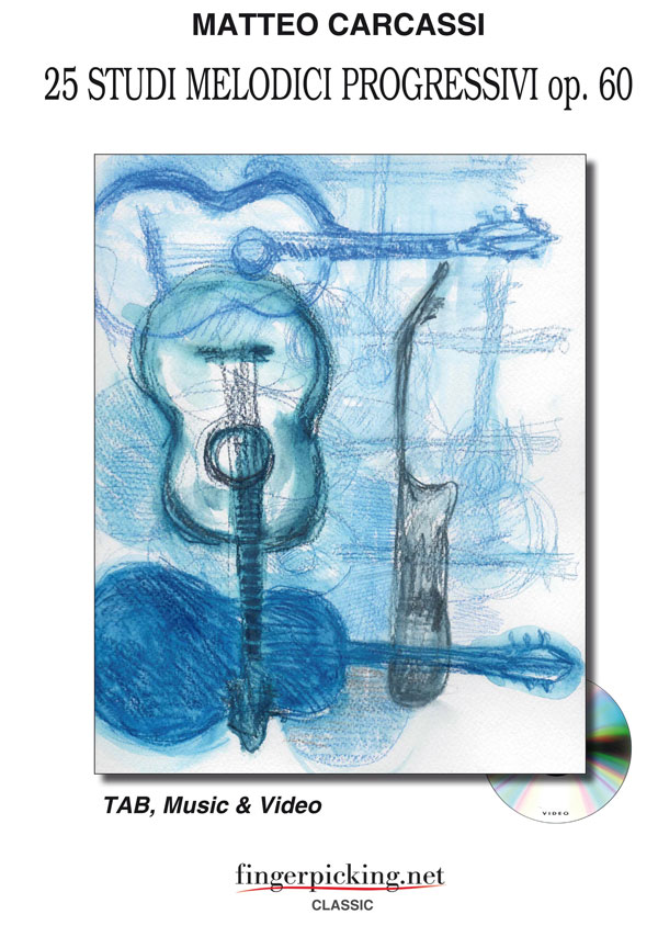25 Studi Melodici Progressivi op.60