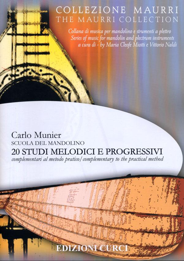 20 Studi melodici e progressivi