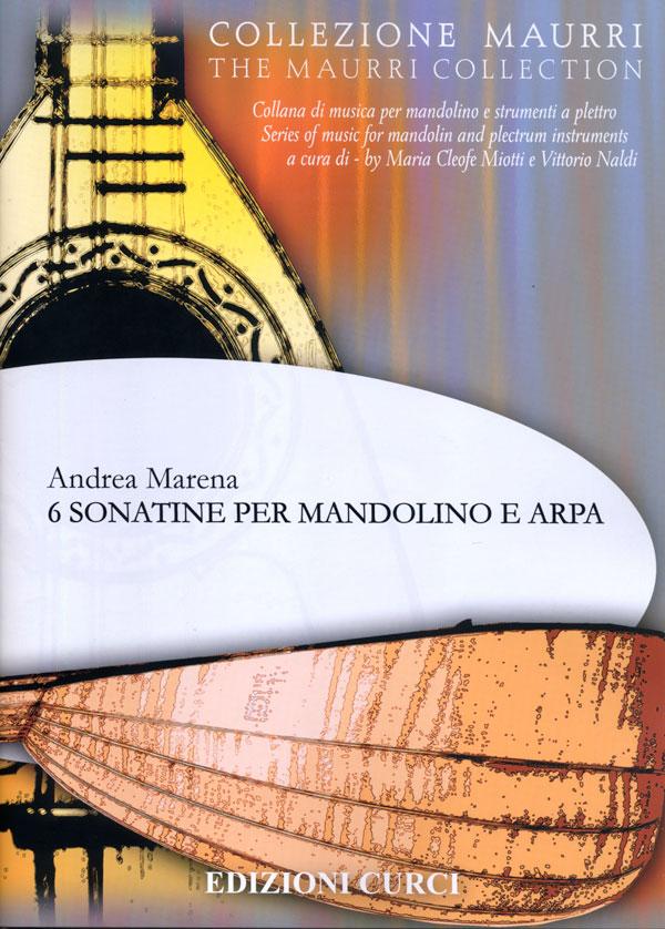 6 Sonatine per mandolino e arpa