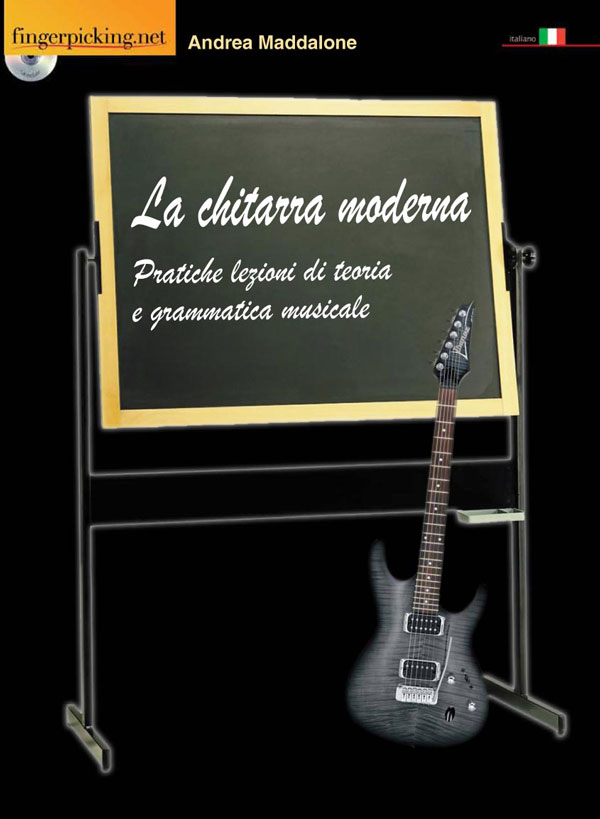 La chitarra moderna
