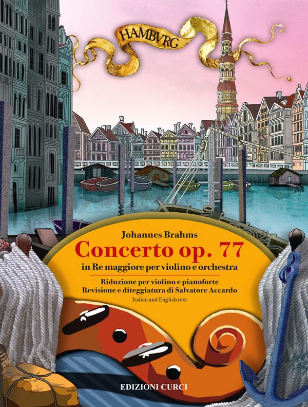 Concerto op. 77 in Re maggiore per violino e orchestra