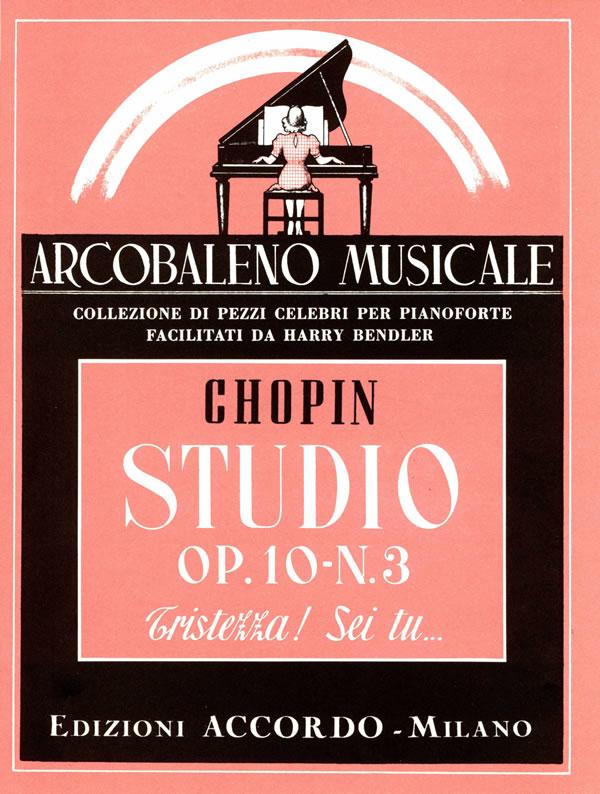 Studio op.10 n.3