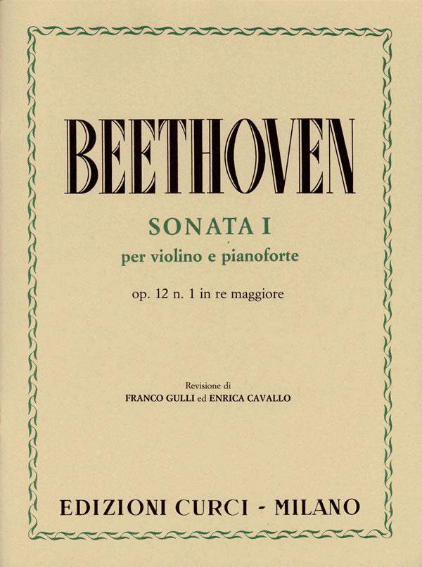 Sonata I op. 12 n. 1 in Re maggiore