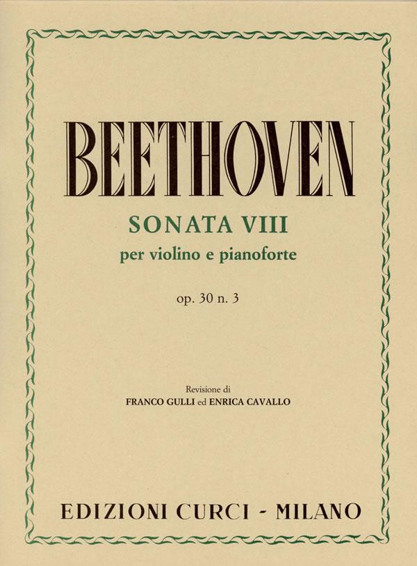 Sonata VIII op. 30 n. 3 in Sol maggiore