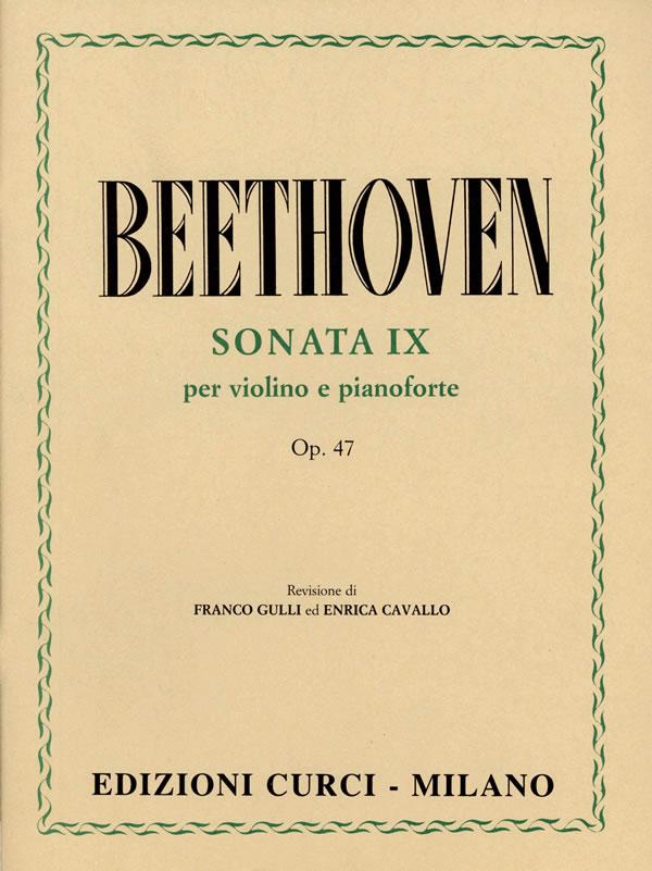 Sonata IX op. 47 in La maggiore