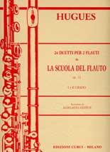 """24 Duetti per 2 flauti da """"La scuola del flauto"""" op. 51"""
