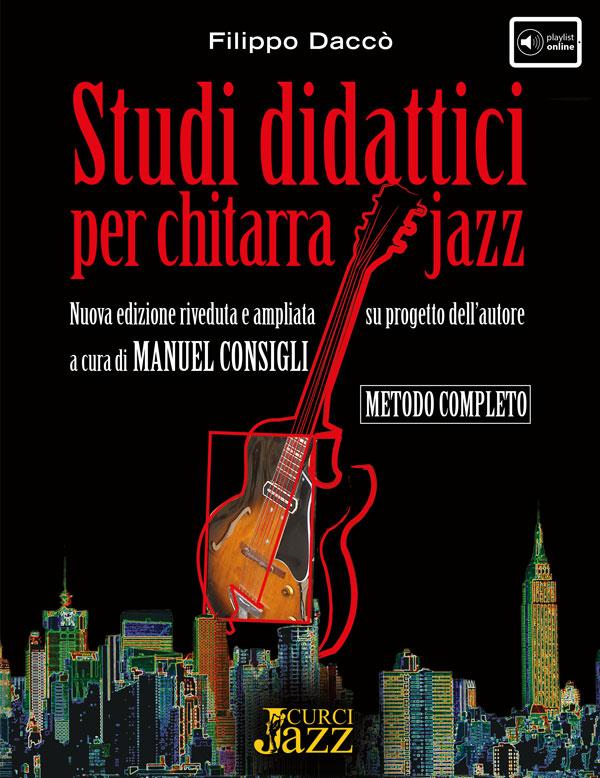 Studi didattici per chitarra jazz