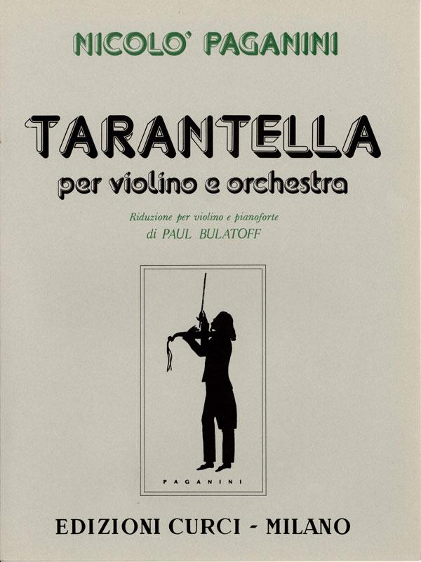 Tarantella in La minore per violino e orchestra