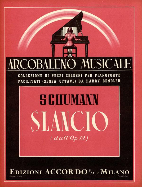 Slancio (dall'op. 12)