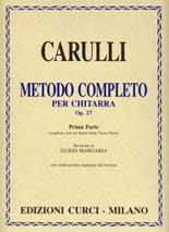 Metodo completo op. 27