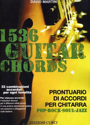 1536 guitar chords