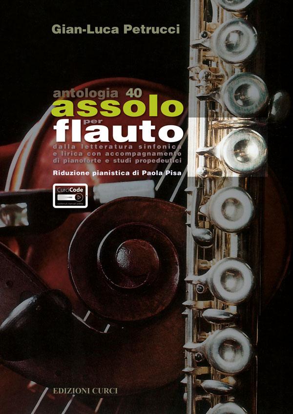 Antologia. 40 assolo per flauto