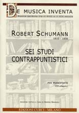 Sei studi contrappuntistici